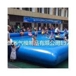 广州充气大型水池租赁价格阳江充气儿童钓鱼池水上乐园