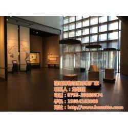 隆城展示(图)、艺术馆展柜、展柜