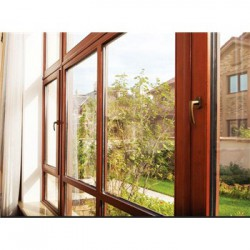 泰州市贝科利尔铝包木门窗