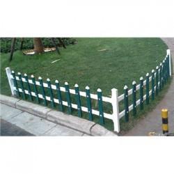 滁州40公分美丽乡村护栏,全椒PVC草坪护栏