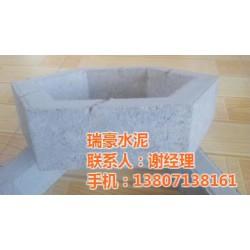 瑞豪水泥制品有限公司、【塑料模具六角块】