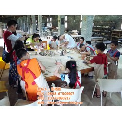 幼儿陶艺体验|海南红坎岭|陶艺体验