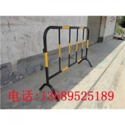 唐河县铁马移动护栏|铁马围栏|施工护栏道路