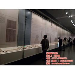 博物馆展示柜设计|展示柜|隆城展示