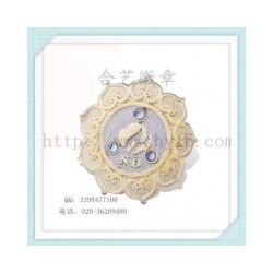 企业logo徽章/广州律师胸针/西装领扣