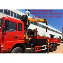 西藏自治区林芝地区国五12吨东风随车吊卖多