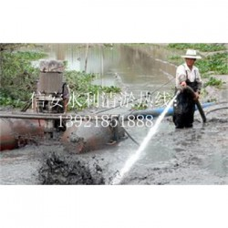 威海市清淤工程公司取水管清淤