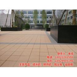 武汉透水砖、萍乡透水砖、辛源牌透水砖(优