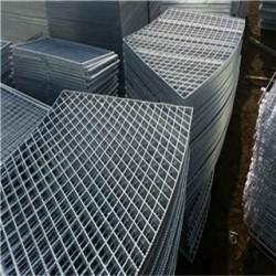 供应钢格板 镀锌异形格栅板 平台钢格栅板大量接单中