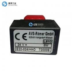 ROMER电磁阀线圈E22-230/50-M9