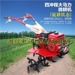 小型松土机 新型优质旋耕机,柴油旋耕机厂家