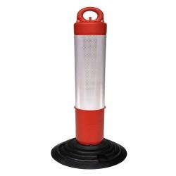 厂家直销  供应粤盾交通橡胶弹力警示柱弹力柱反光柱防撞柱