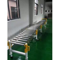 广州市物流手推动力滚筒伸缩线生产厂家
