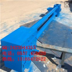 玻璃厂用管链提升机  垂直管链机 X7