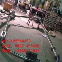 耐高温耐酸碱管链提升机  新型管链加料机 X