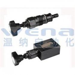 DBDH6G10/50/2直动式溢流阀厂家无锡温纳