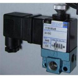 美国MAC电磁阀166B-611JM