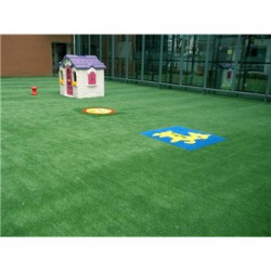 屋面塑料人工草