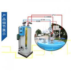 100公斤小型燃气锅炉,燃气蒸汽锅炉