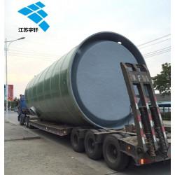 广西河池一体化污水泵站专业厂家生产