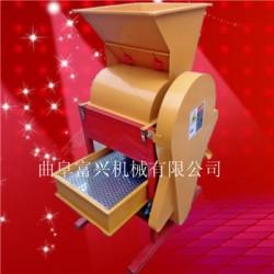 优质双辊花生剥壳机单相电花生剥壳去皮机