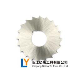金华锯片铣刀生产厂家供应商|亿来|螺旋铣刀