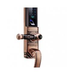 江西智能指纹锁家用防盗门锁通用型电子门锁公寓密码锁磁卡感应锁