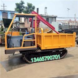 稻田履带运输车 工程橡胶履带运输车 厂家供