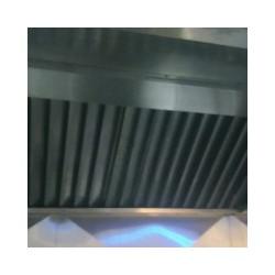 厨房集烟罩专业清洗  首选西安新洁环保
