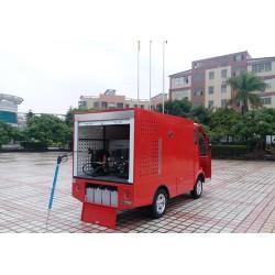 朗晴|厂家直销(多图)、电动消防车工厂、淮
