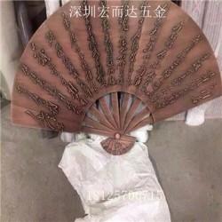 江门  铝门花铝板浮雕精雕加工定制//HED