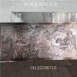 辽阳  铝门花铝板浮雕精雕加工定制//HED