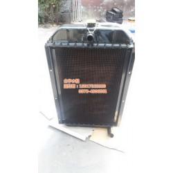 福田雷沃欧豹950拖拉机散热器,金宇水箱(优