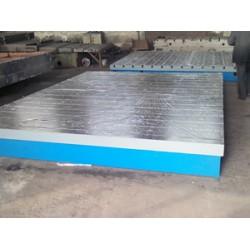 直销定制铸铁刮研/非标工作台加厚铸铁平板