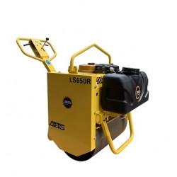 路堤填方/手扶汽油单钢轮压路机LS650R