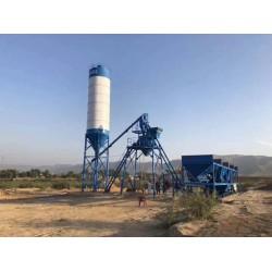 航建重工厂家供应HZS35型混凝土搅拌站
