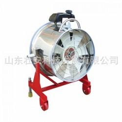 壮安GH210型正压式机动排烟机