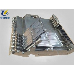 三艾斯V1380/1580加工中心XYZ三轴钣金防护罩