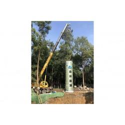 西宁一体化预制泵站,提升泵站规模
