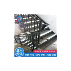 锌钢阳台护栏楼梯扶手的安装注意事项