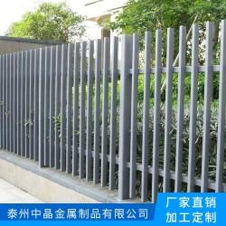 中晶锌钢百页窗生产厂家:围墙栏杆设计的规范有哪些