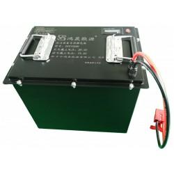 厂家直销24V100AH清洁设备专用锂电池