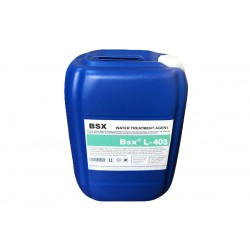 高效缓蚀阻垢剂L-403日照有机材料厂循环水系统用