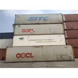 天津冷藏集装箱 40英尺冷藏箱短租 低价出售