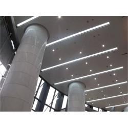 贵州铝单板厂家定制报价定制防火防水高铁站
