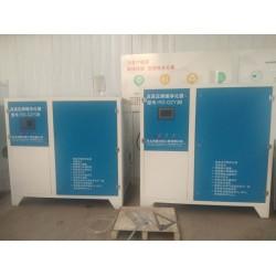 山东高真压焊烟废气处理设备  高负压焊烟净化器