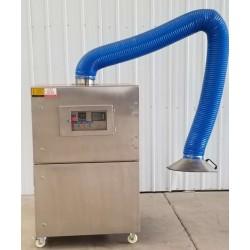 山东防爆vocs废气处理设备  可移动式vocs处理器