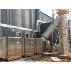 山东橡胶车间硫化废气处理设备生产厂家