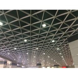 济南铝格栅生产厂家制造吊顶供应商防火防水花店
