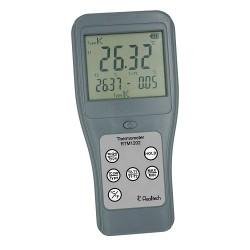 供应青岛测温仪手持式数显热电偶温度计高精度温度测量仪